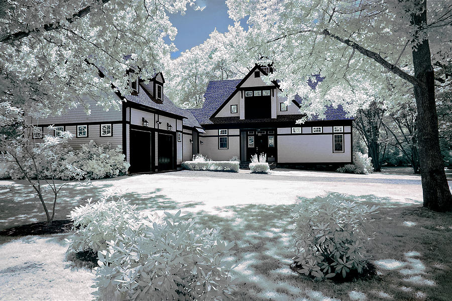 Infrared Home Photograph