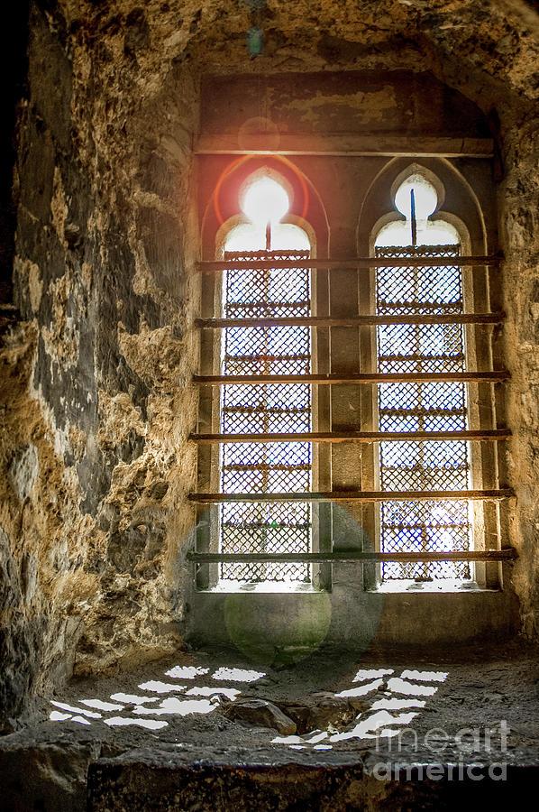 Inside Notre Dame Church Photograph