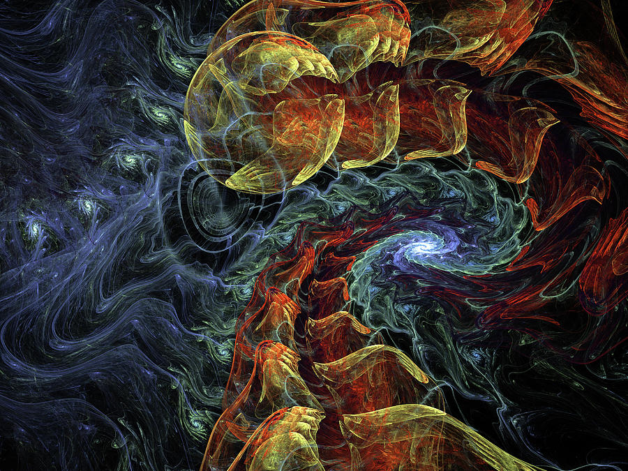 Interdimensional by Ronda Broatch
