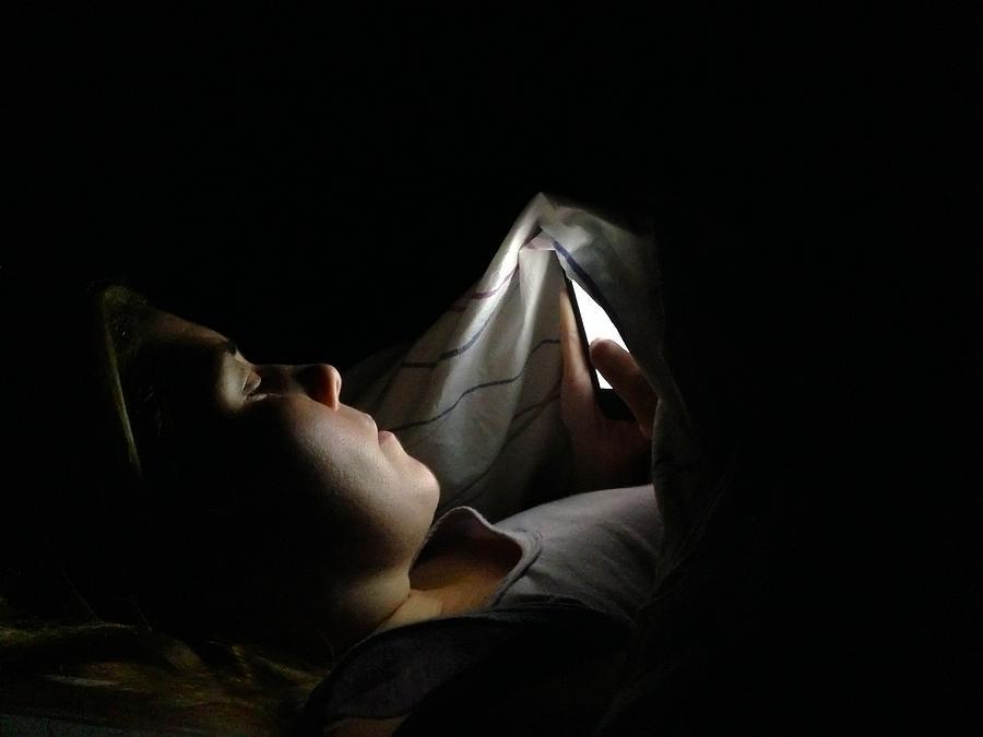 Internet Addiction Photograph by Markus Daniel