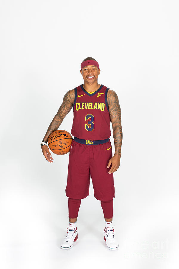 Isaiah Thomas Photograph by Michael J. Lebrecht Ii
