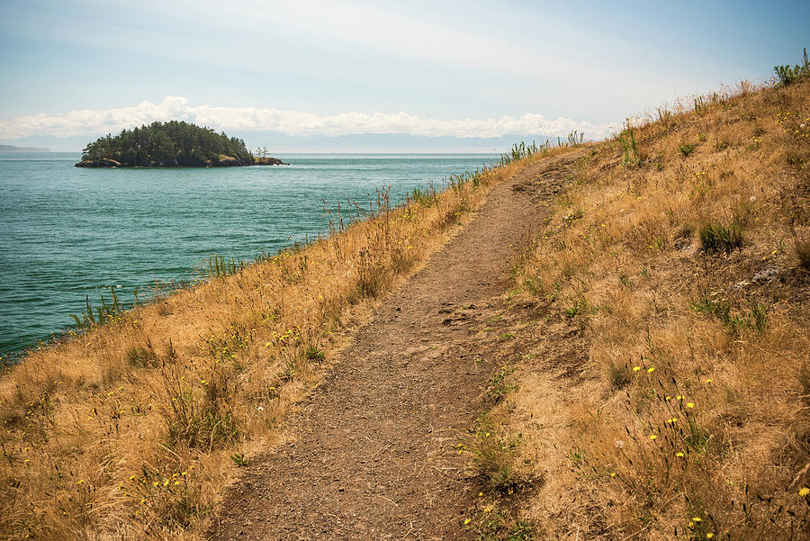 Deception Pass State Park Photograph - Island In The Sea by Kristopher Schoenleber
