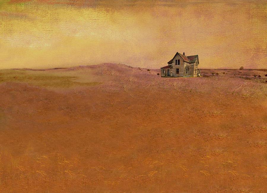 Isolation And Desolation Digital Art