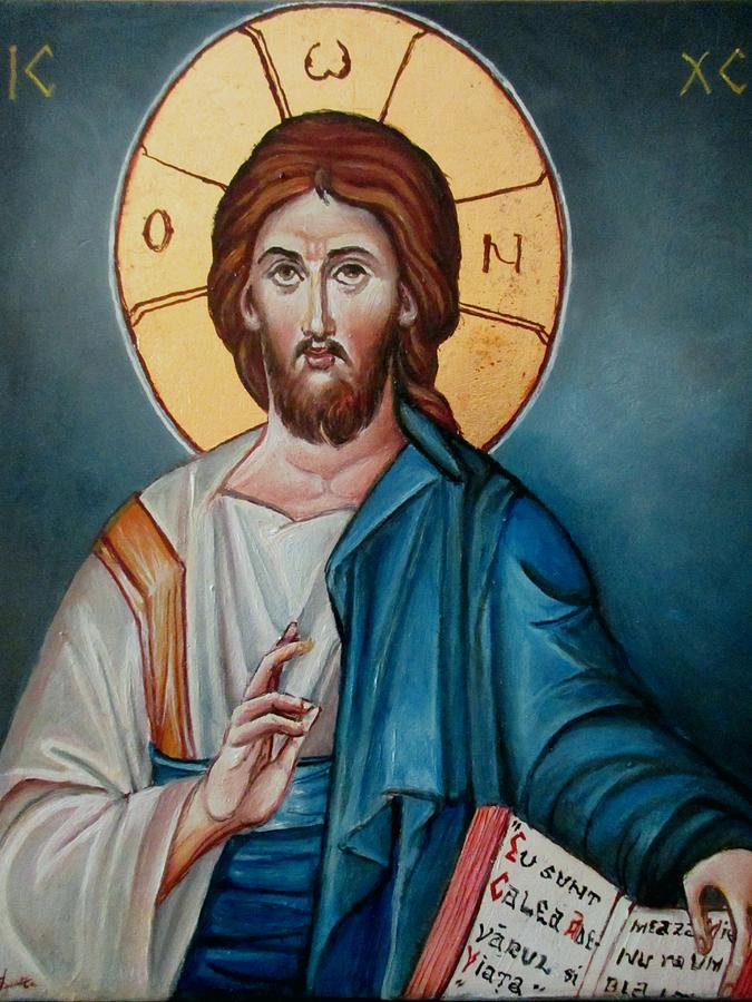 Isus Ver.1 Painting