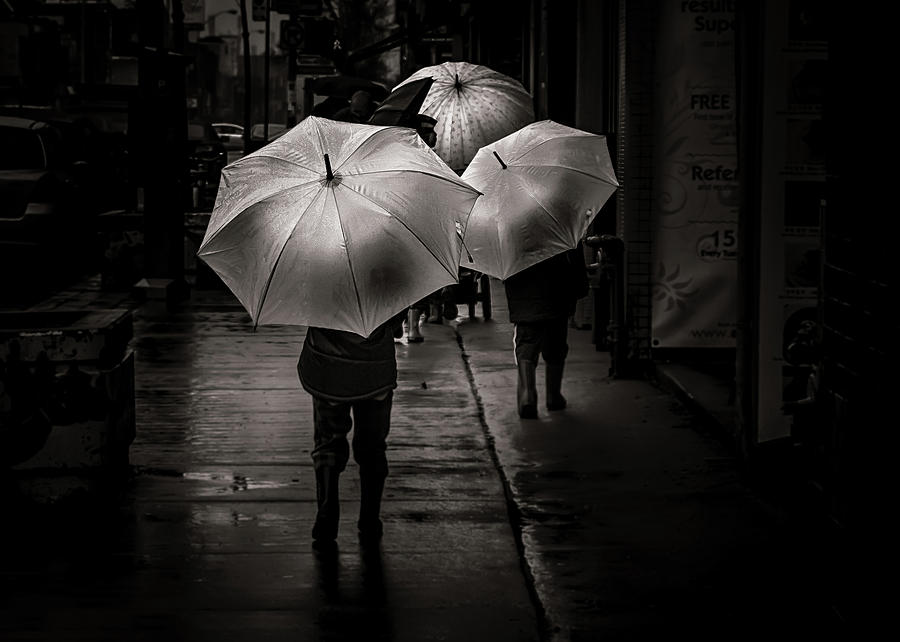 It Was A Rainy Day No 13 by Brian Carson