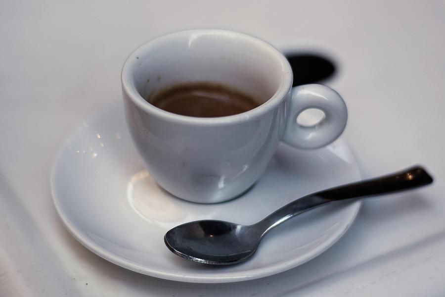 Italian Espresso Photograph