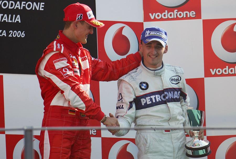 Italian F1 Grand Prix Photograph by Vladimir Rys