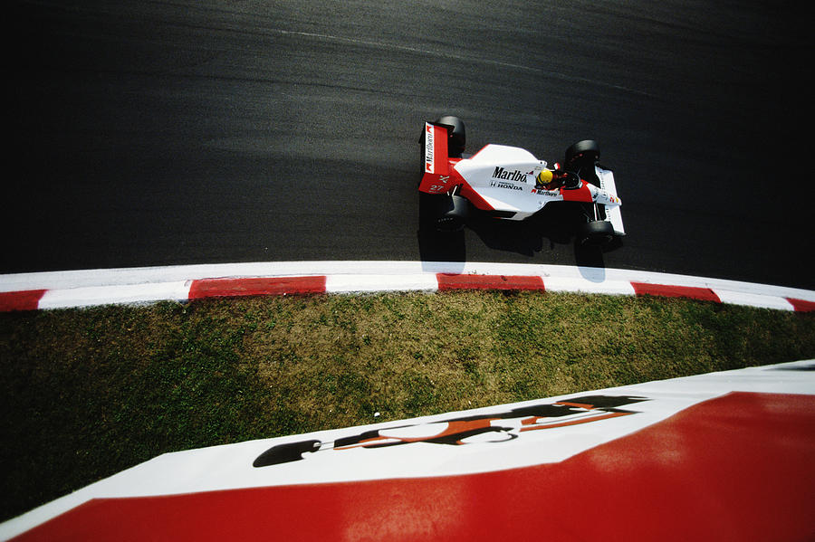 Italian Grand Prix Photograph by Pascal Rondeau