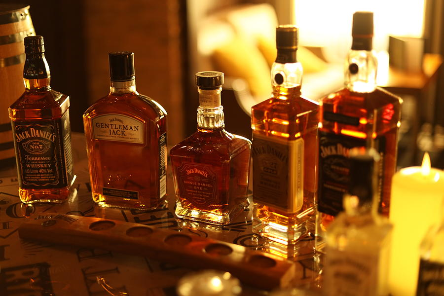 Jack Daniel's Tasting by Blair Damson