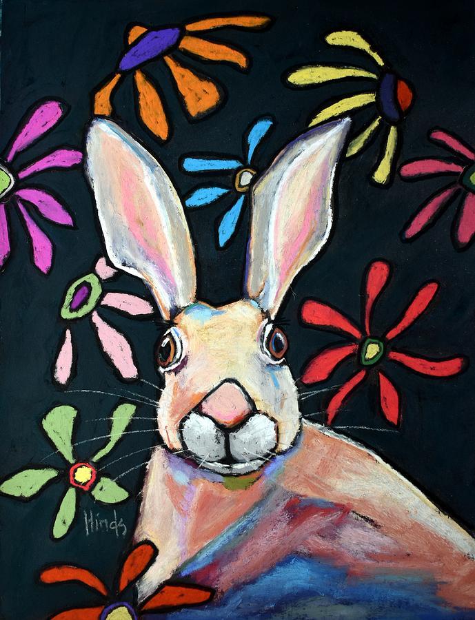 Jack The Rabbit Painting
