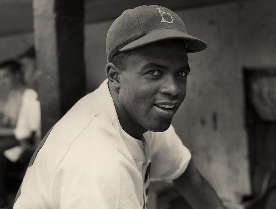 Jackie Robinson Photograph - Jackie Robinson by Hulton Archive