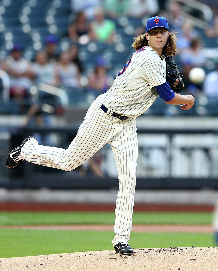 Jacob Degrom Photograph by Elsa