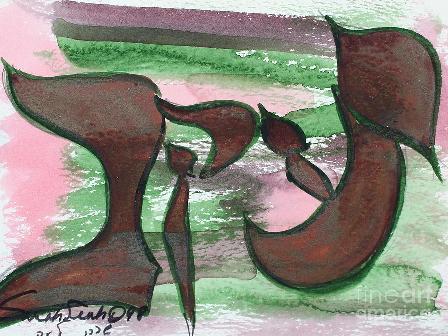 JACOB nm1-67 by HEBREWLETTERS SL