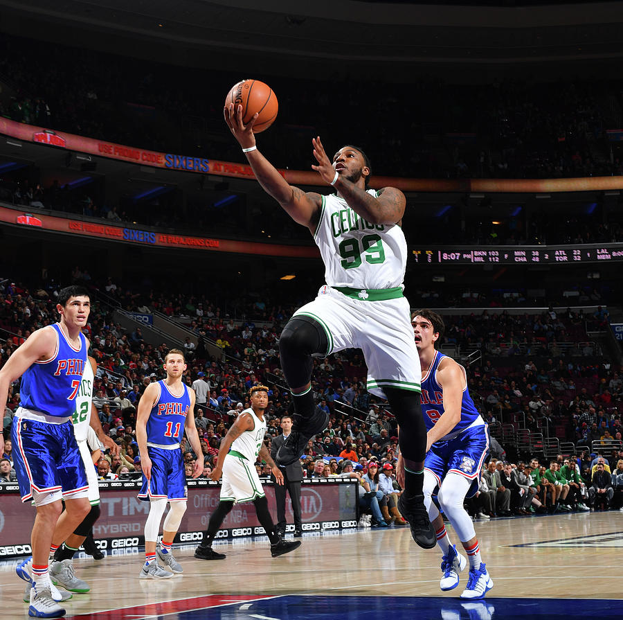 Jae Crowder Photograph by Jesse D. Garrabrant