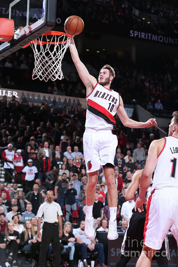 Jake Layman Photograph by Sam Forencich