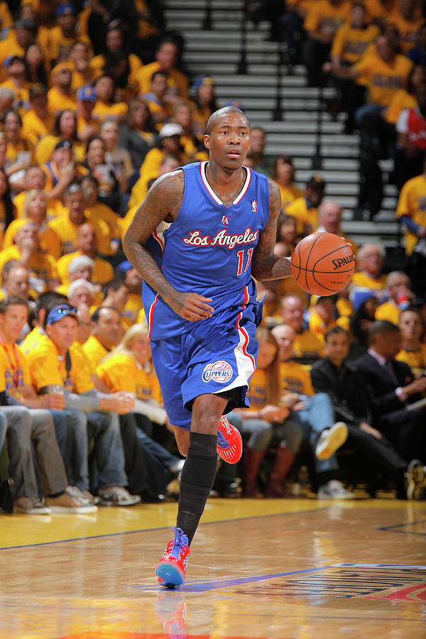 Jamal Crawford Photograph by Rocky Widner