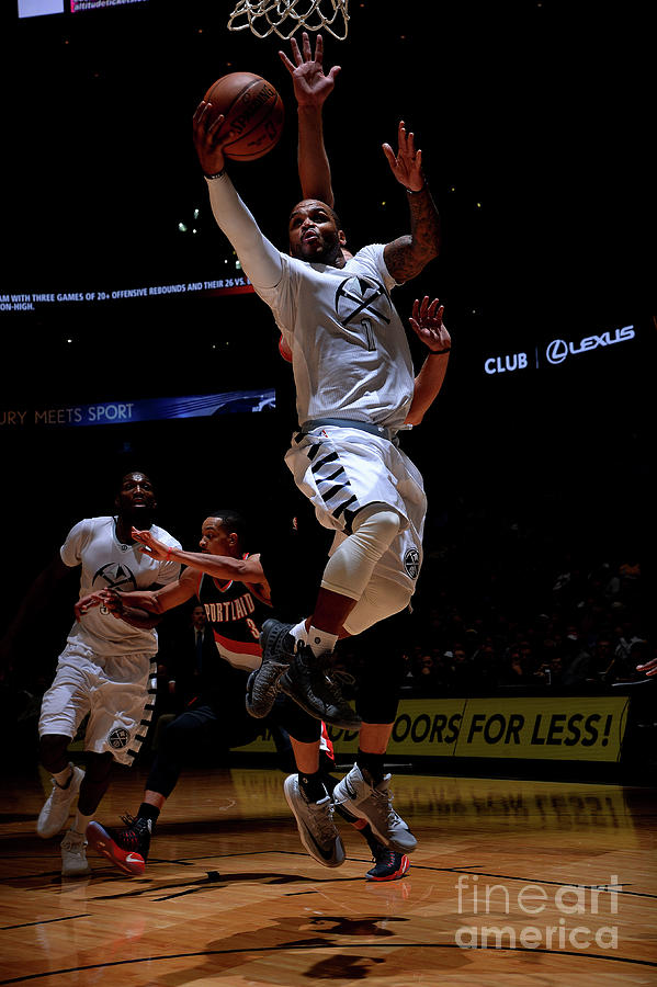 Jameer Nelson Photograph by Bart Young