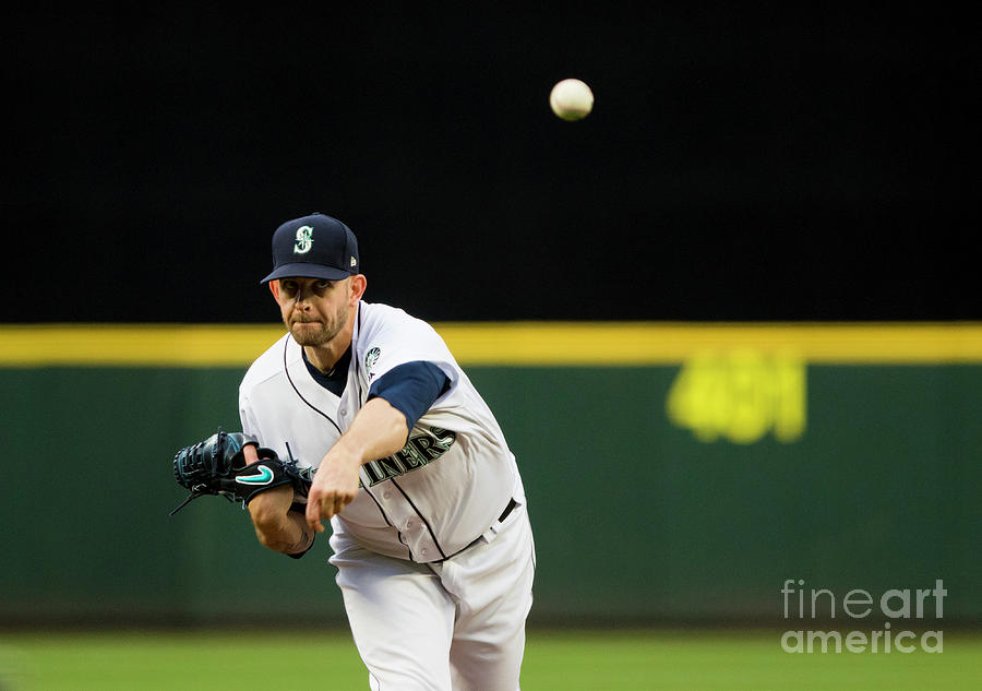 James Paxton Photograph by Lindsey Wasson