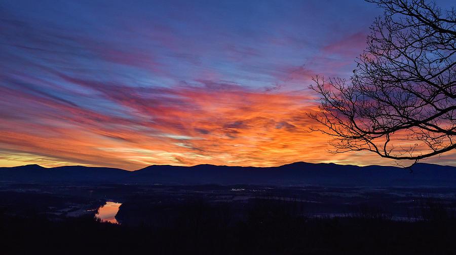 January 2 2020 Sunrise by Lara Ellis