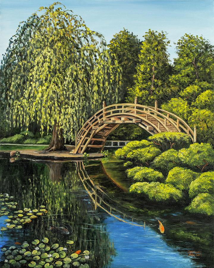 Japanese Garden by Darice Machel McGuire