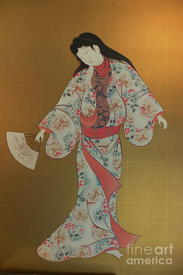 Japanese Painting Photograph