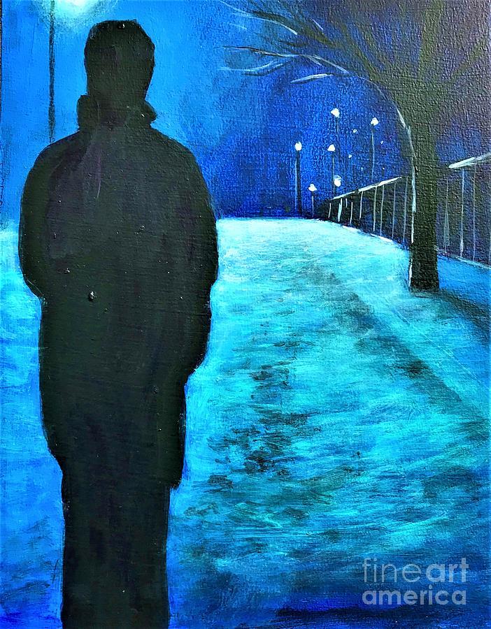 Jason Bourne - The Bourne Identity  by Allison Constantino