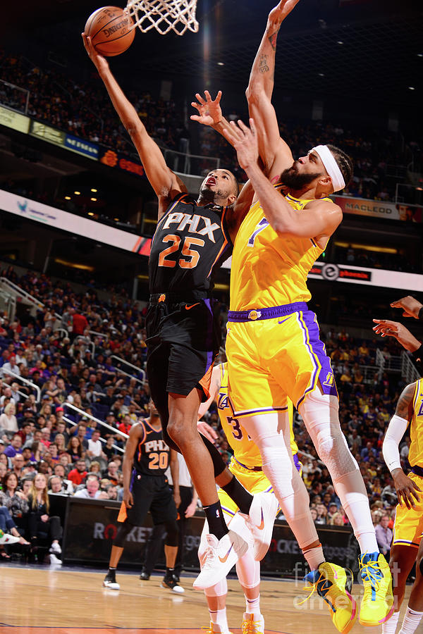 Javale Mcgee Photograph by Barry Gossage