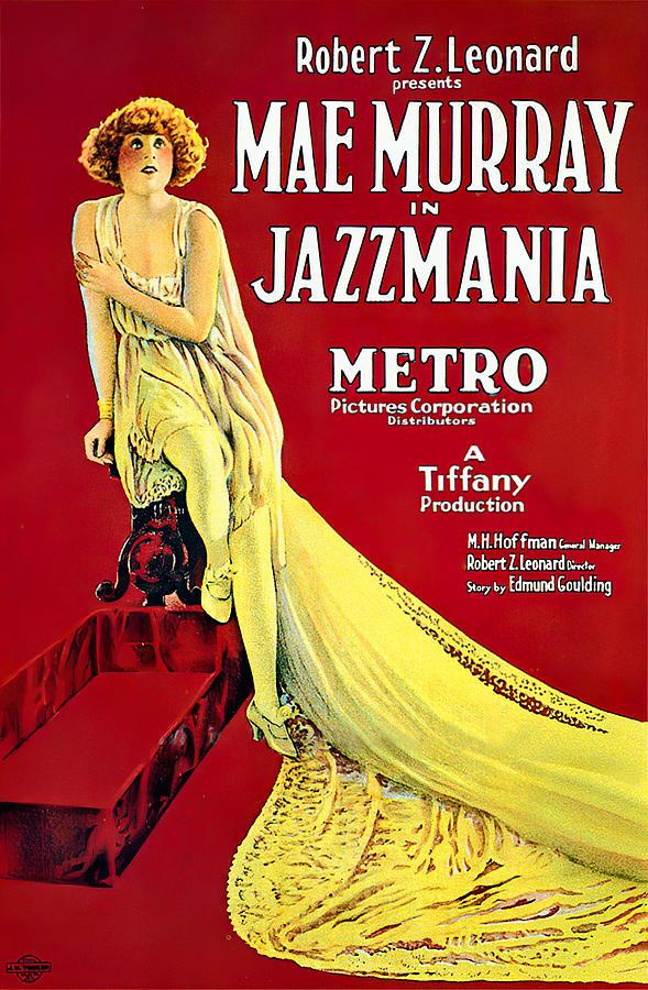 jazzmania - 1923 Mixed Media