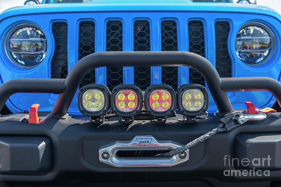 Jeep Photograph