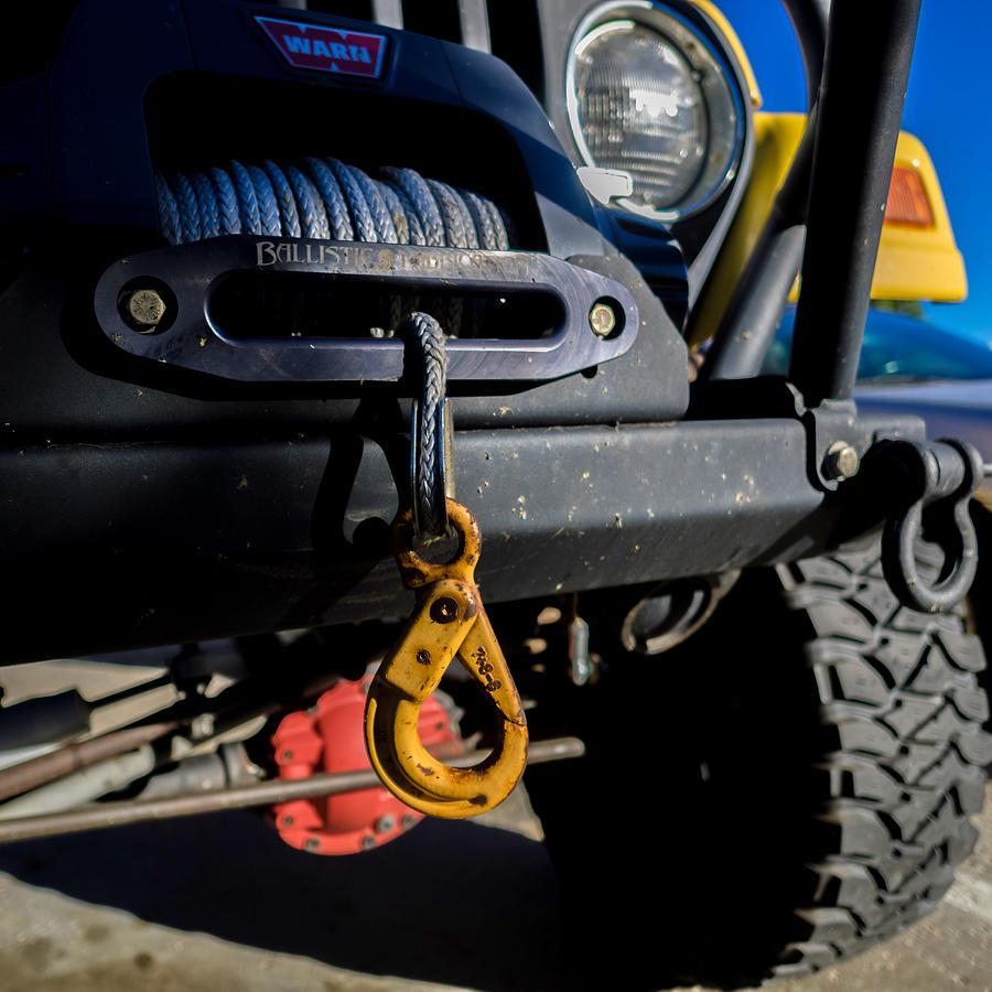 Jeep Tough Photograph