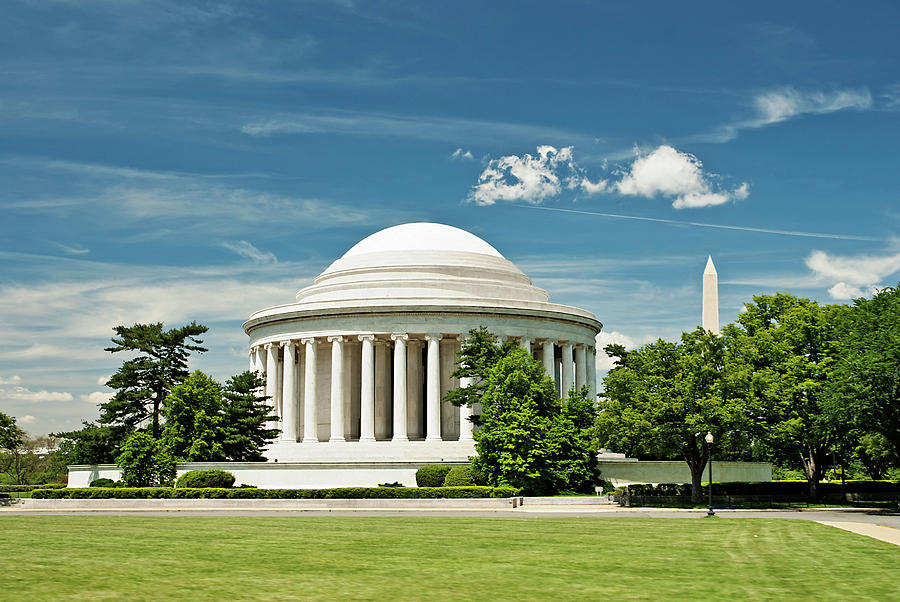 Jefferson Memorial Photograph