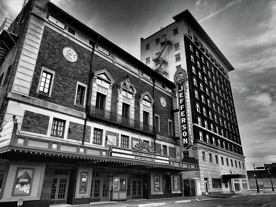 Jefferson Theatre Photograph