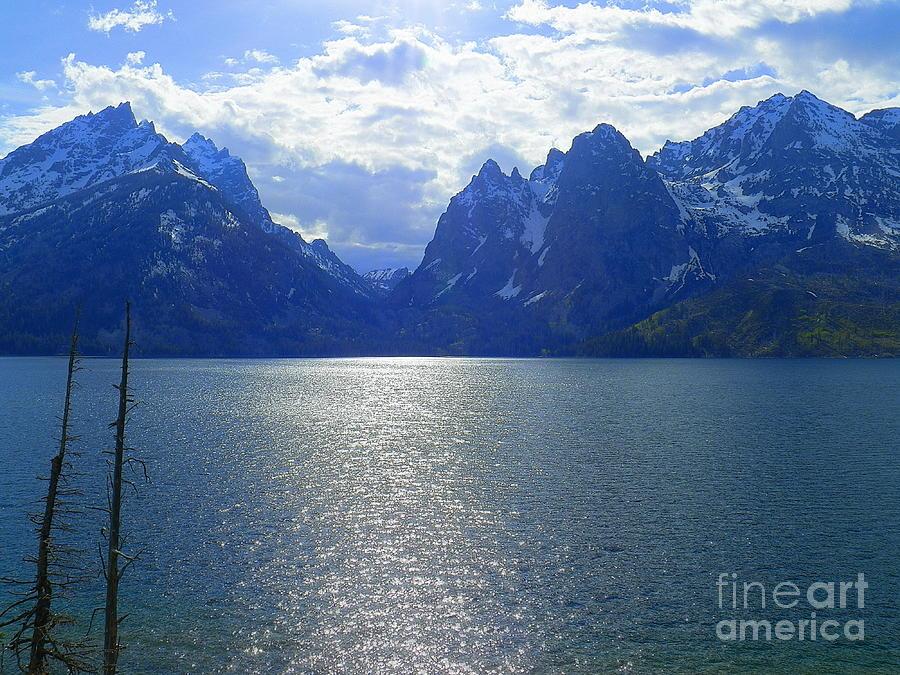Jenny Lake Grand Teton National Park State Of Wyoming Art Print Photograph By Art Sandi