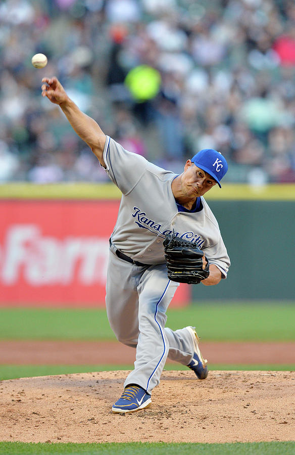 Jeremy Guthrie Photograph by Brian Kersey