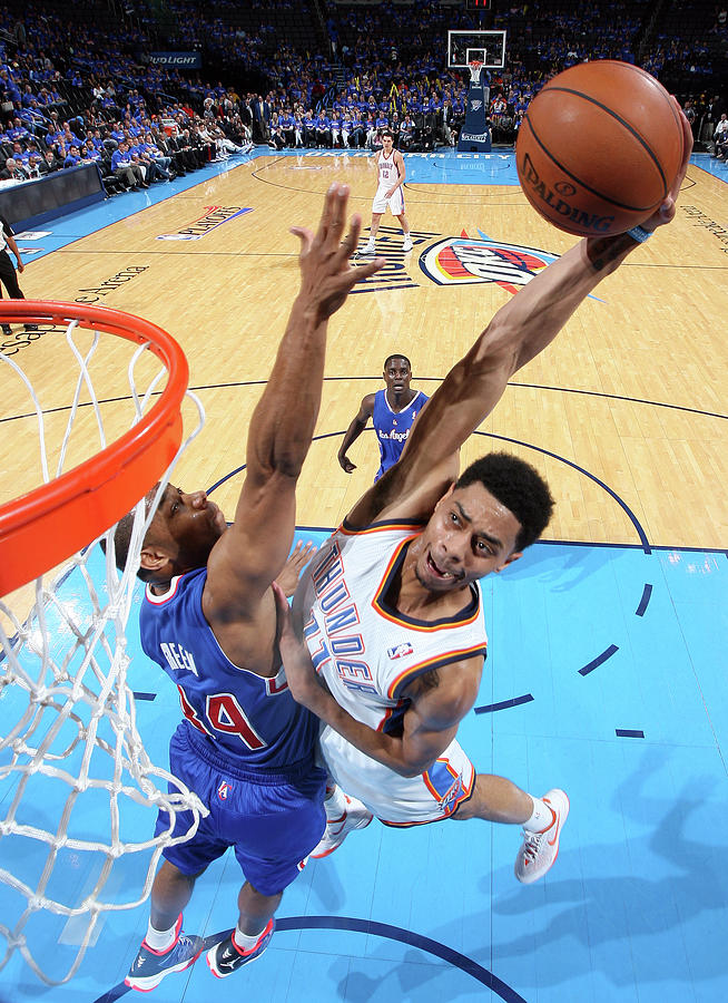Jeremy Lamb Photograph by Layne Murdoch