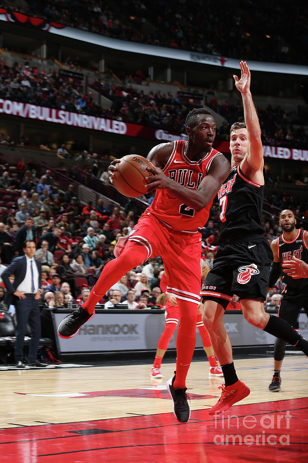 Jerian Grant Photograph by Gary Dineen
