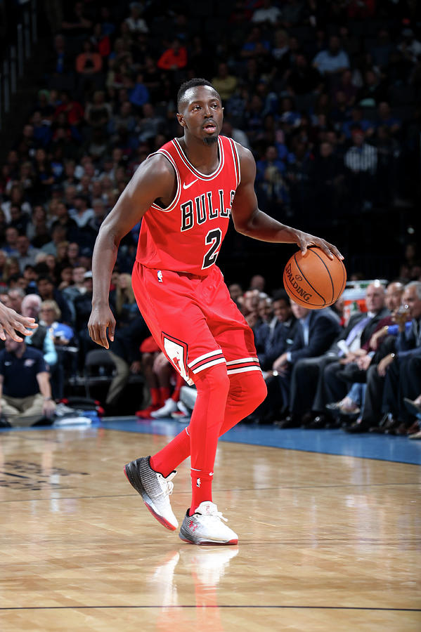 Jerian Grant Photograph by Layne Murdoch
