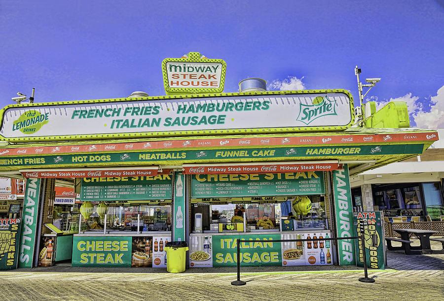 Jersey Shore Haute Cuisine Photograph