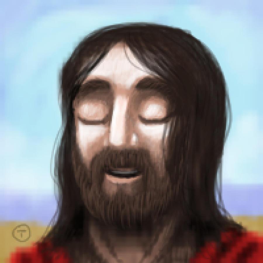 Jesus Christ by Thomas Olsen