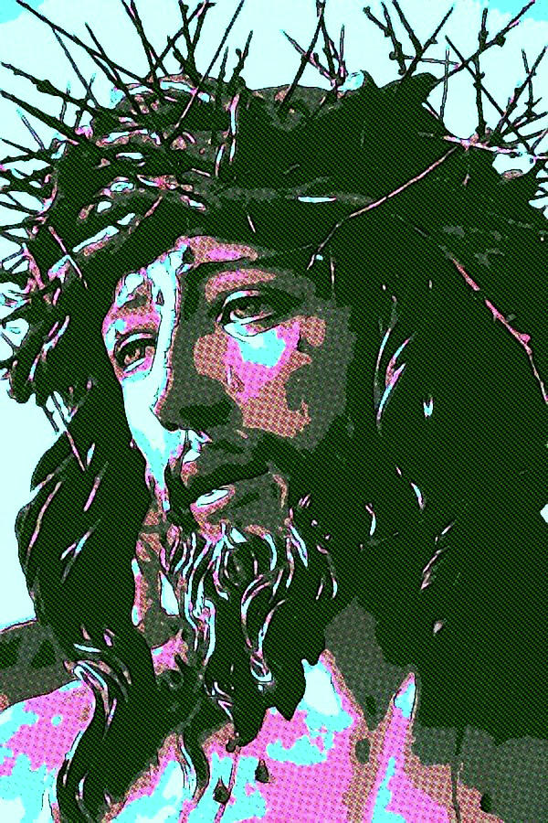 Jesus by Jayime Jean