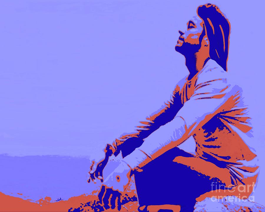 Jesus Painting - Jesus Personal by Jack Bunds