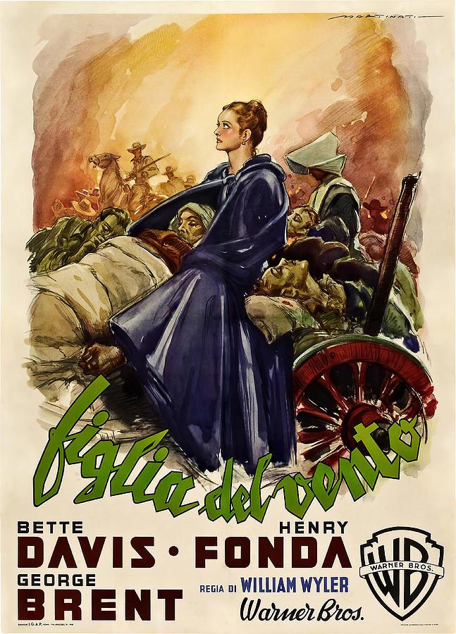 jezebel - 1938 Mixed Media