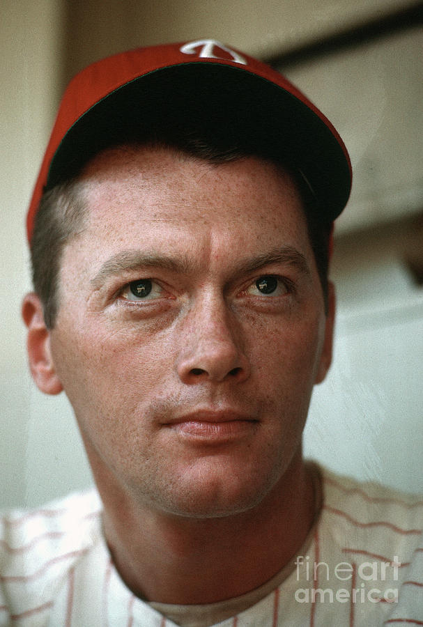 Jim Bunning Photograph by Focus On Sport