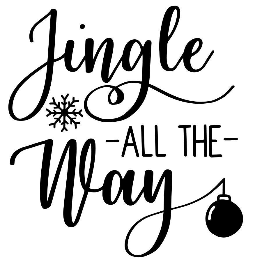 Jingle All The Way Christmas by Passion Loft