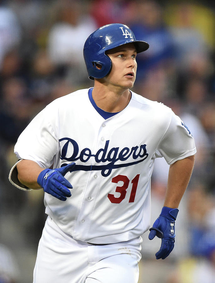 Joc Pederson Photograph by Harry How