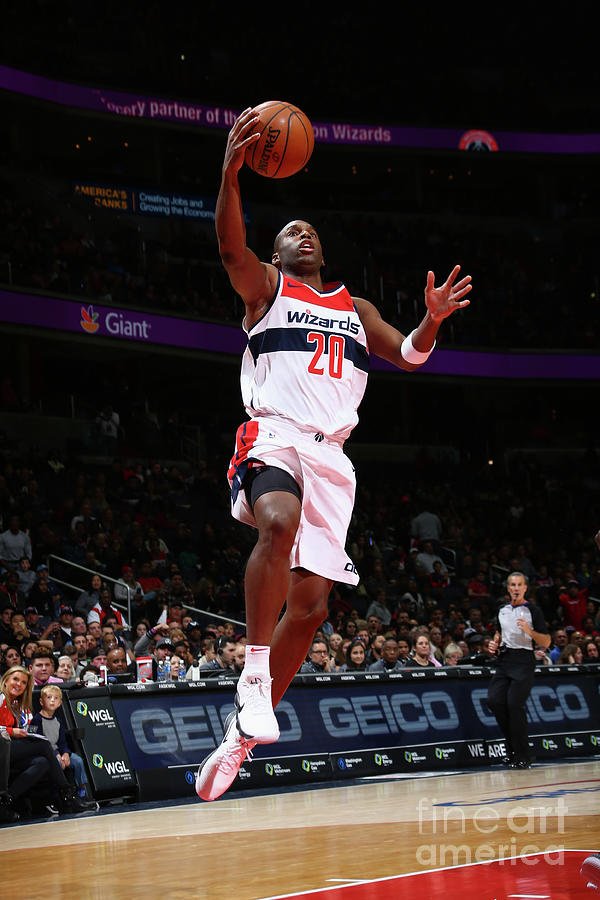 Jodie Meeks Photograph by Ned Dishman