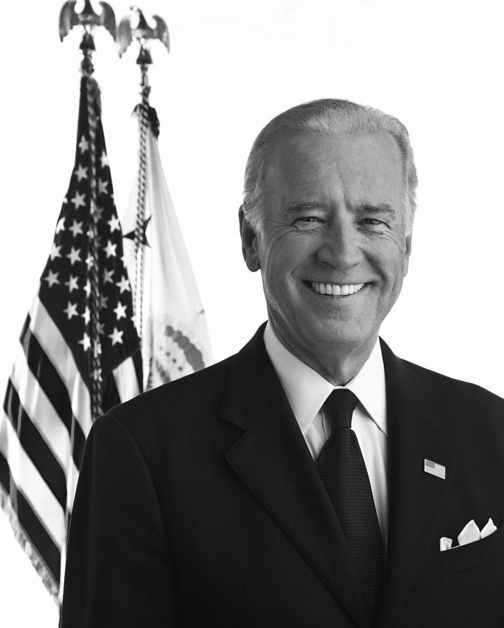Joe Biden Portrait - 2009 by War Is Hell Store