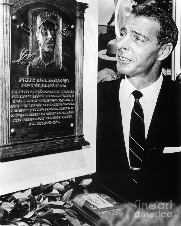 Joe Hall Photograph by National Baseball Hall Of Fame Library
