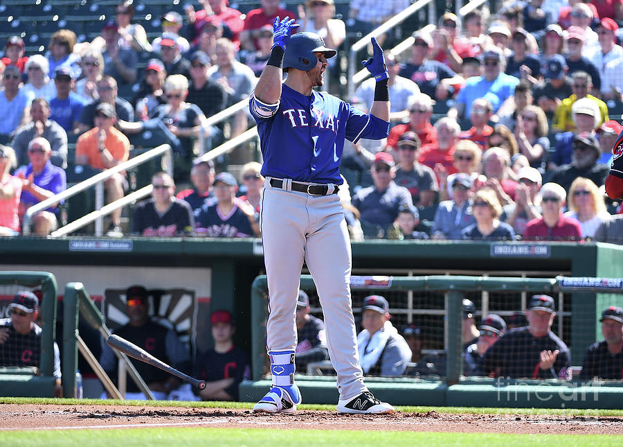 Joey Gallo Photograph by Norm Hall