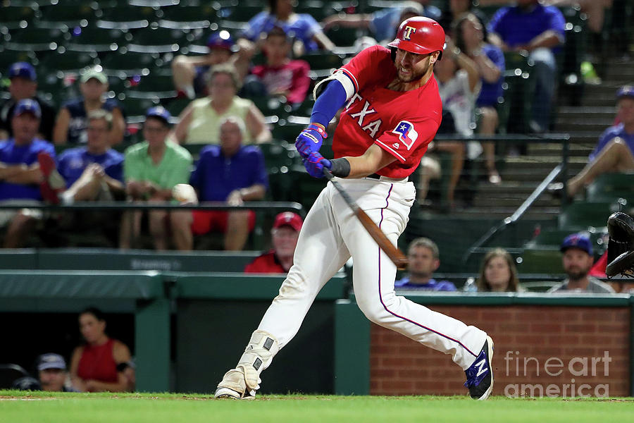 Joey Gallo Photograph by Tom Pennington